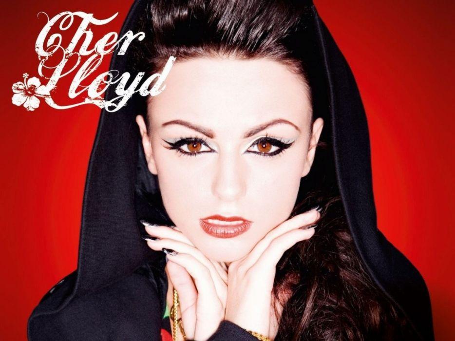 brunettes women singers Cher Lloyd wallpaper