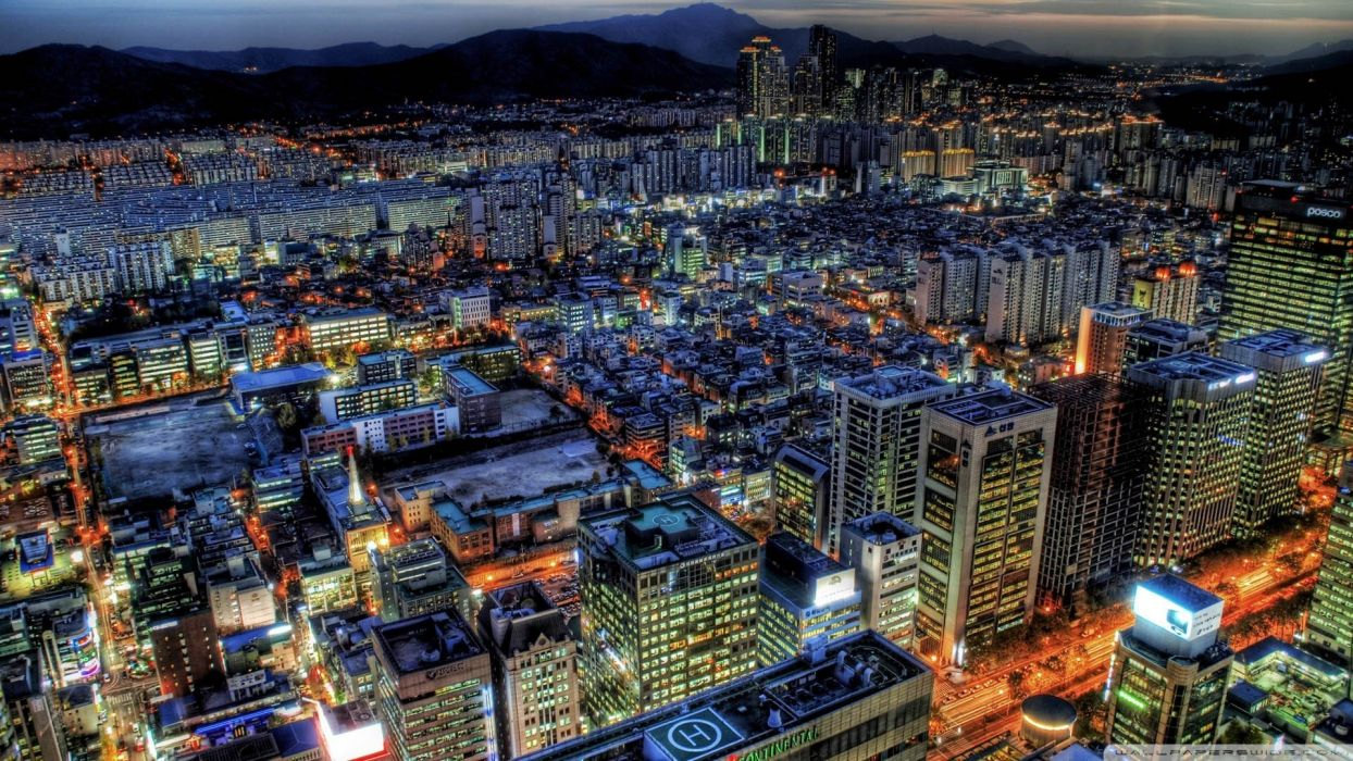 cityscapes buildings city lights cities wallpaper