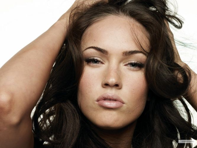 Megan Fox actress celebrity wallpaper
