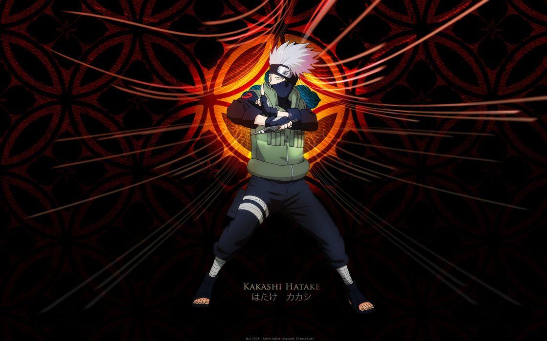 Naruto: Shippuden Kakashi Hatake