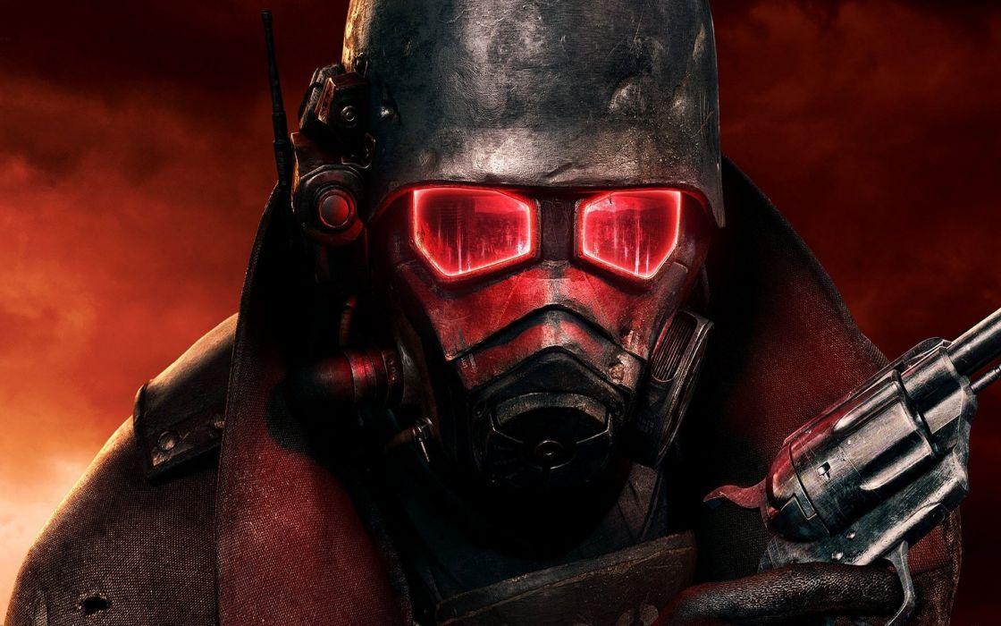 video games Fallout Fallout: New Vegas wallpaper