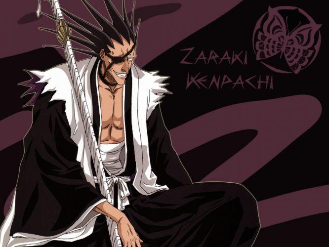Bleach Zaraki Kenpachi wallpaper