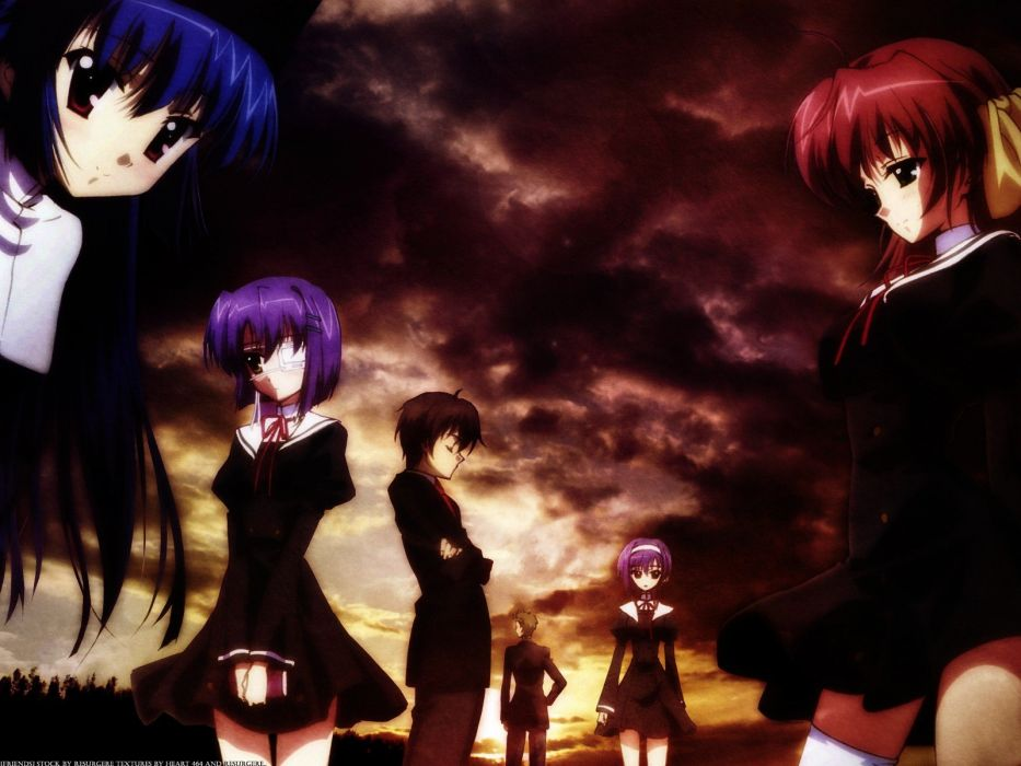 Ef A Tale Of Memories Anime Wallpaper 1600x1200 300680 Wallpaperup