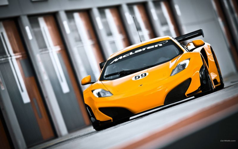 cars McLaren MP4-12C wallpaper