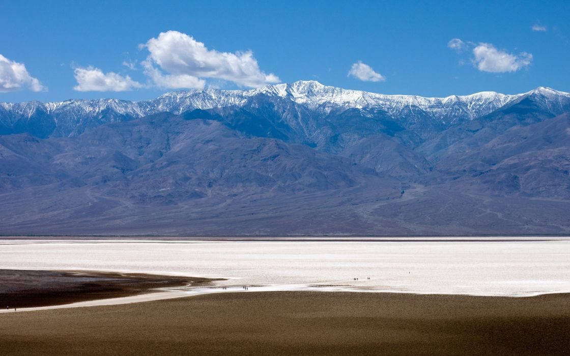 mountains landscapes nature deserts valleys USA California Death Valley wallpaper