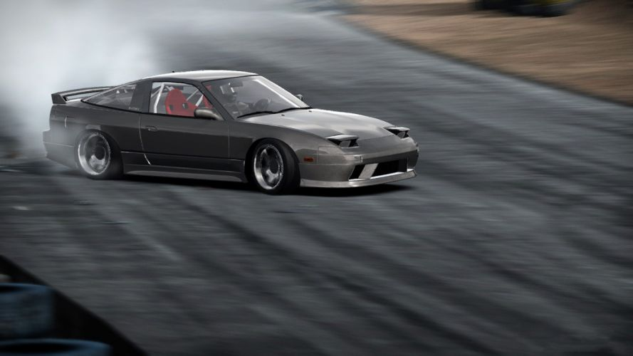 video games cars Nissan 240Sx games Need For Speed Shift 2: Unleashed JDM Japanese domestic market pc games wallpaper