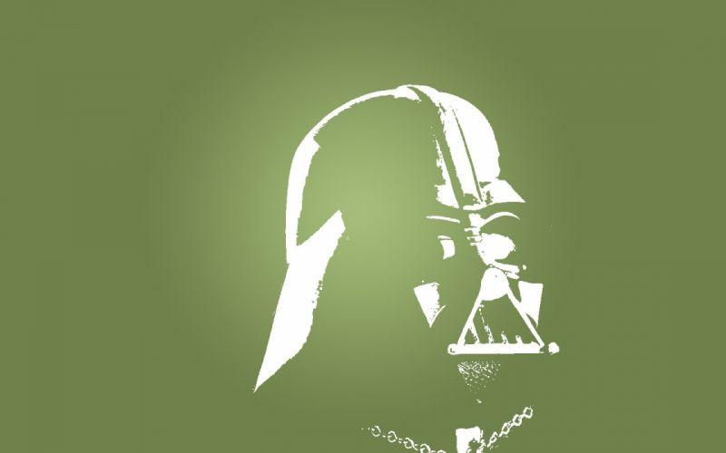 green Star Wars Darth Vader wallpaper