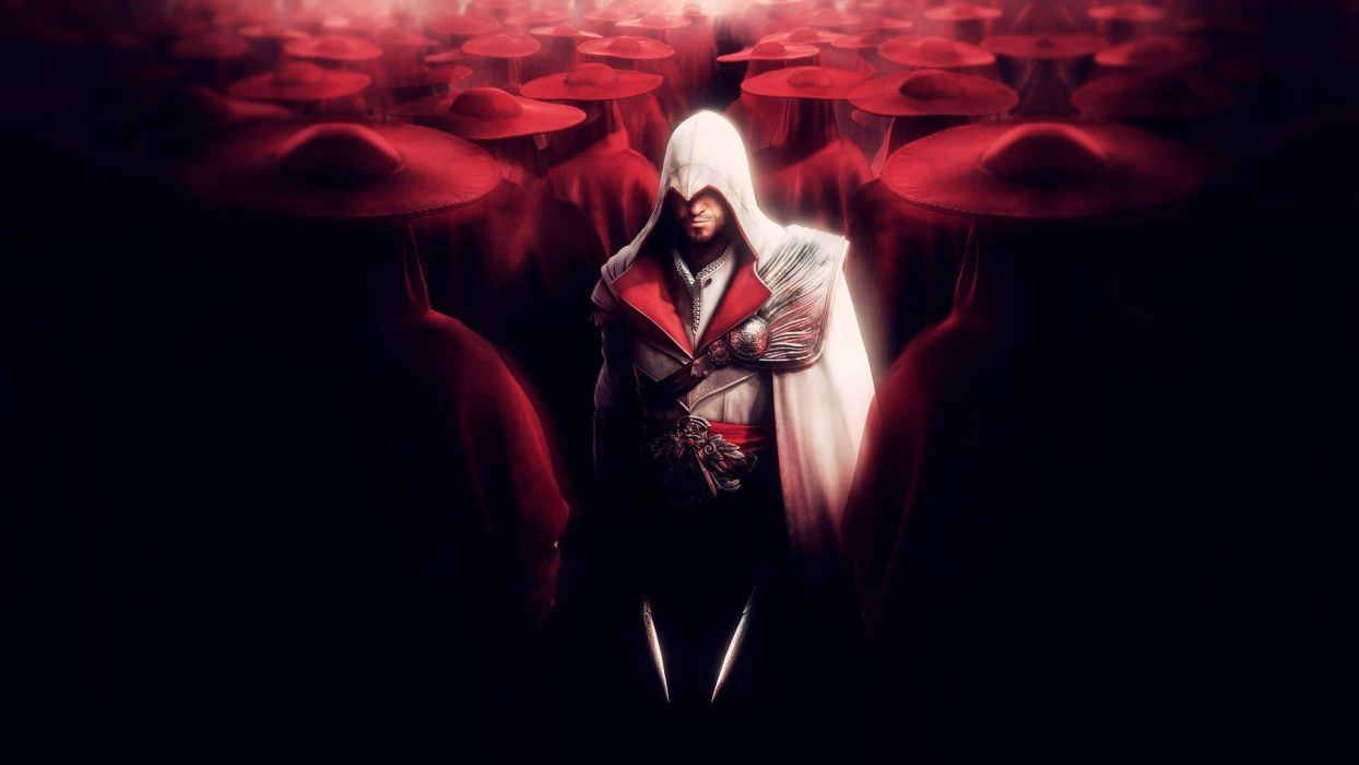 Assassins Creed Assassins Creed Brotherhood games wallpaper