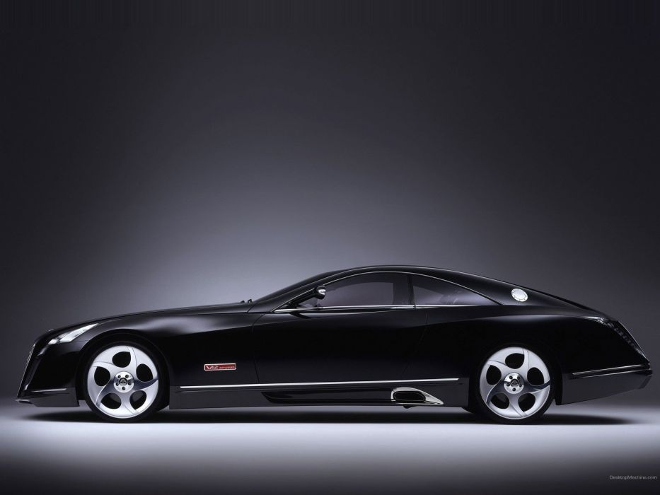 cars vehicles supercars Maybach Maybach Exelero Maybach Exelero Concept wallpaper