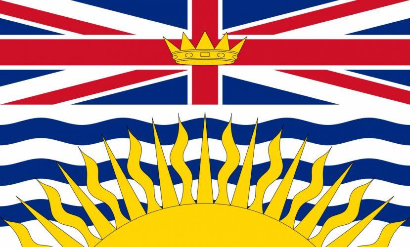 2000px-Flag_of_British_Columbia_svg wallpaper