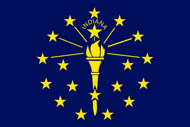 2000px-Flag of Indiana_svg wallpaper