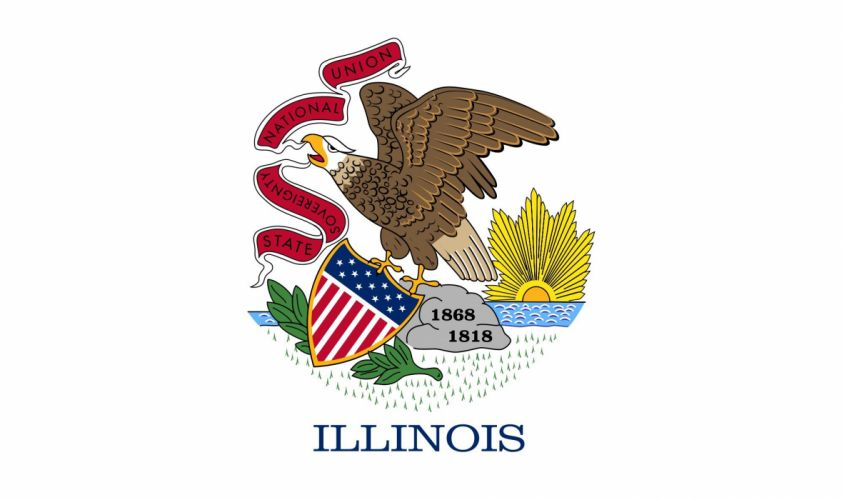 2000px-Flag of Illinois_svg wallpaper