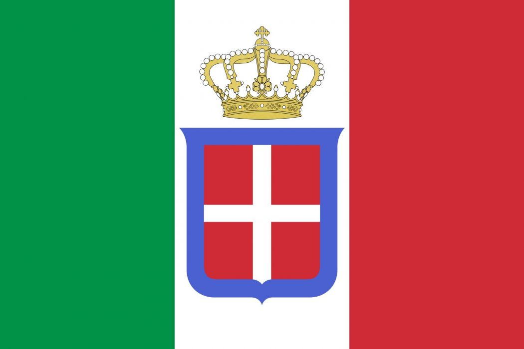 2000px-Flag of Italy (1861-1946) crowned simplified_svg wallpaper