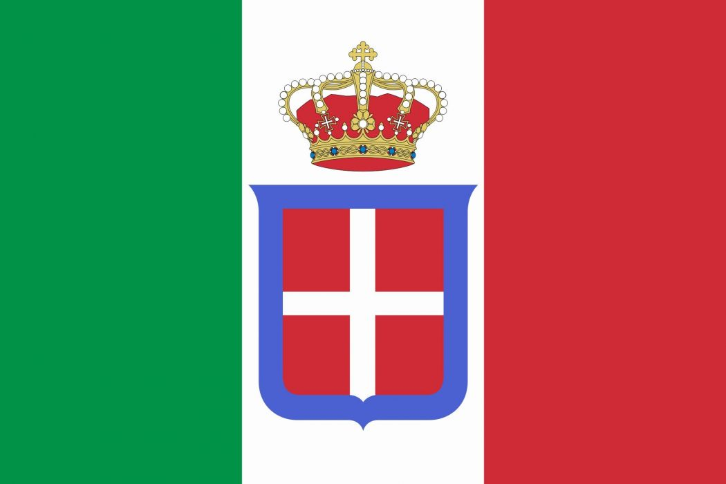 2000px-Flag of Italy (1861-1946) crowned_svg wallpaper