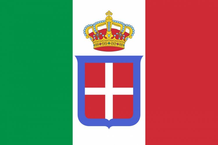 2000px-Flag of Italy (1861-1946) crowned alternate_svg wallpaper