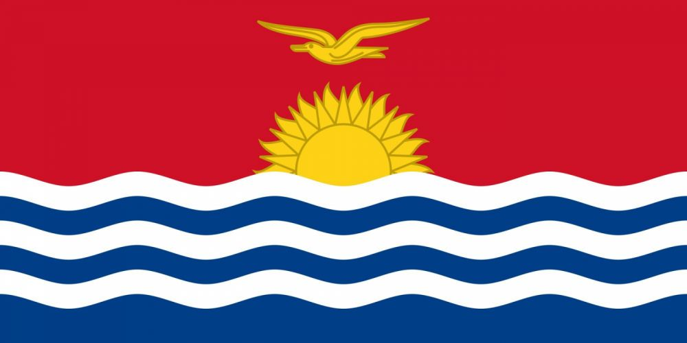 2000px-Flag of Kiribati_svg wallpaper