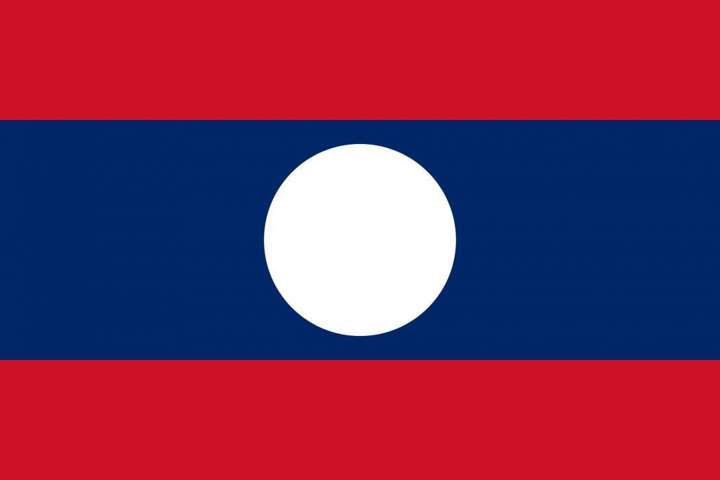 2000px-Flag of Laos_svg wallpaper
