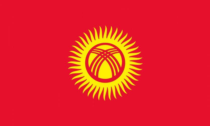 2000px-Flag of Kyrgyzstan_svg wallpaper