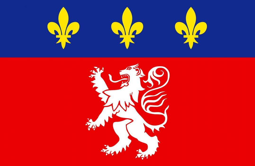 2000px-Flag of Lyonnais_svg wallpaper