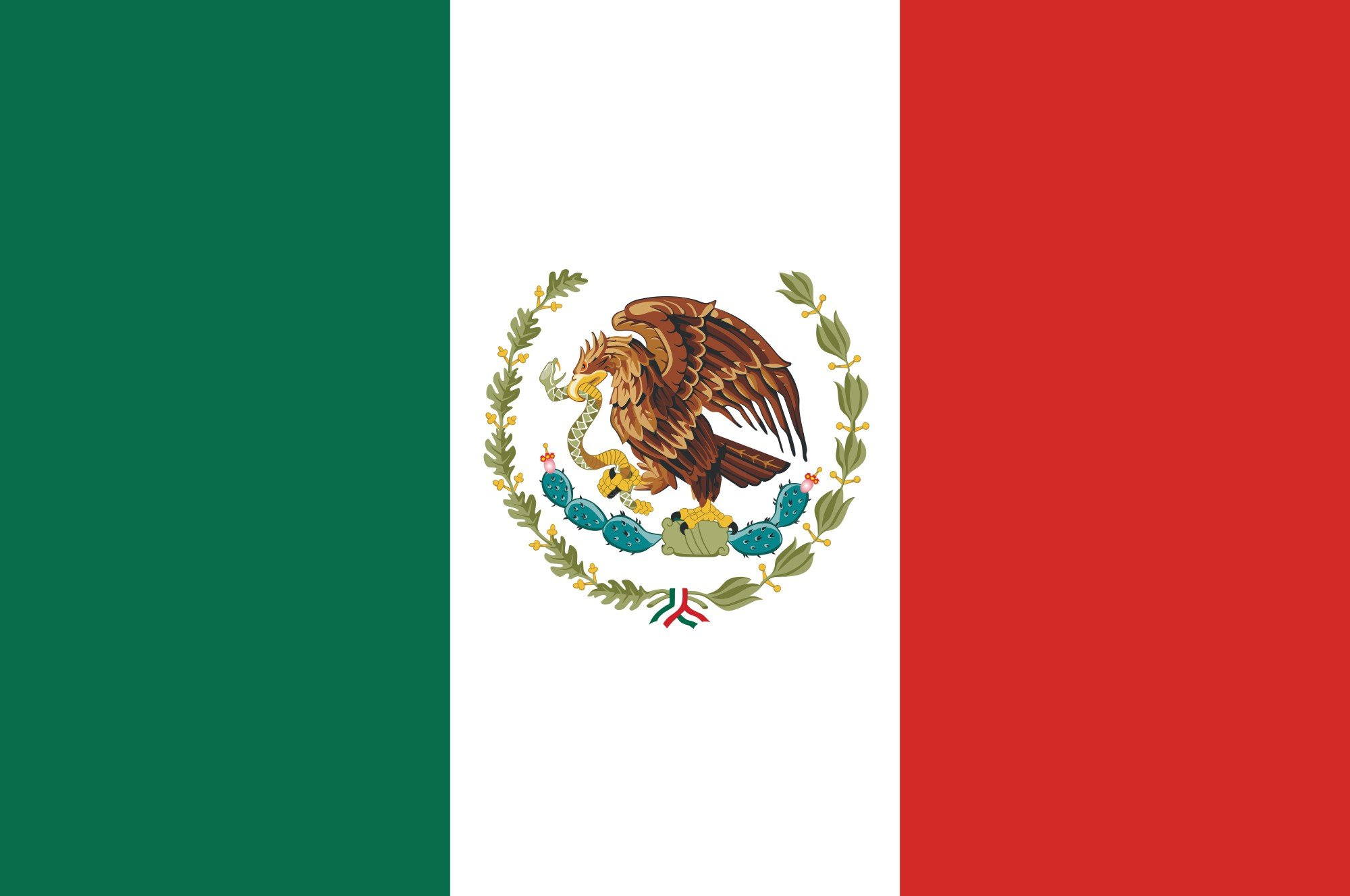 mexican flag images pictures becuo