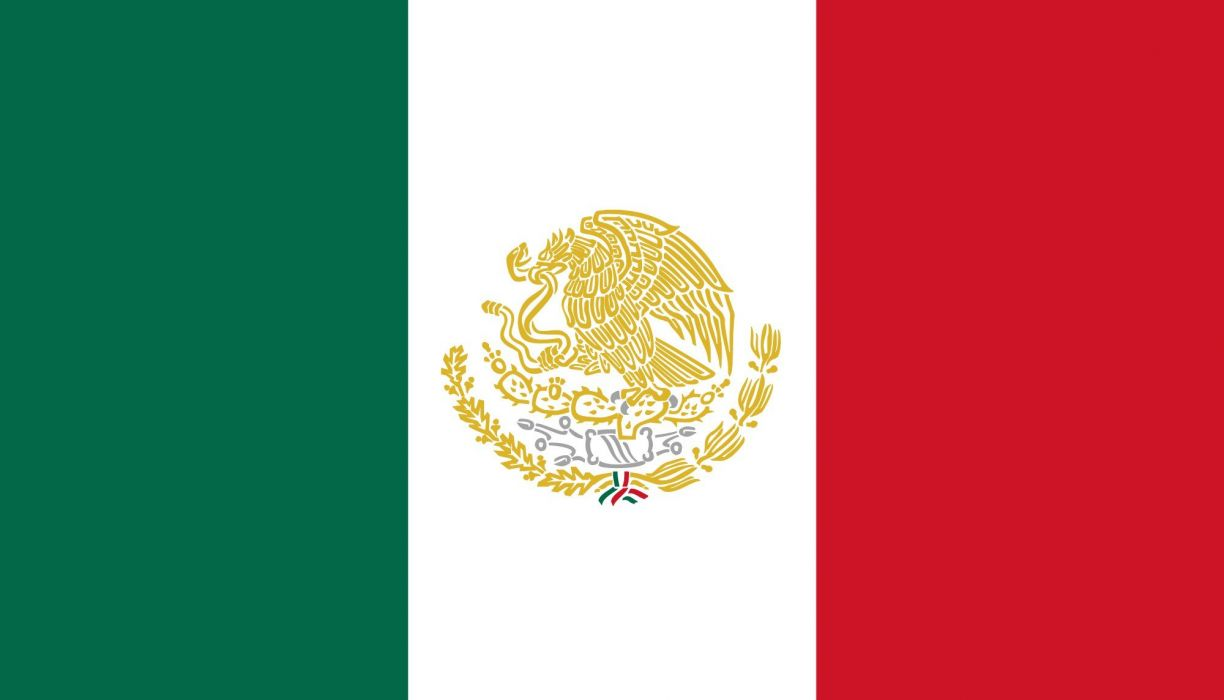 2000px-Flag of Mexico with Golden and Silver Arms_svg wallpaper