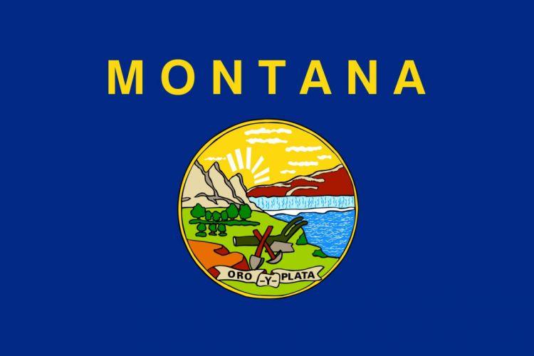 2000px-Flag of Montana_svg wallpaper