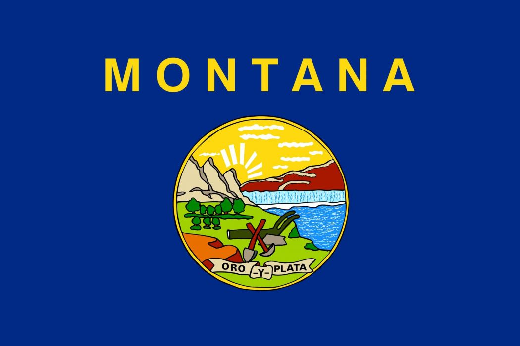 2000px-Flag of Montana_svg wallpaper