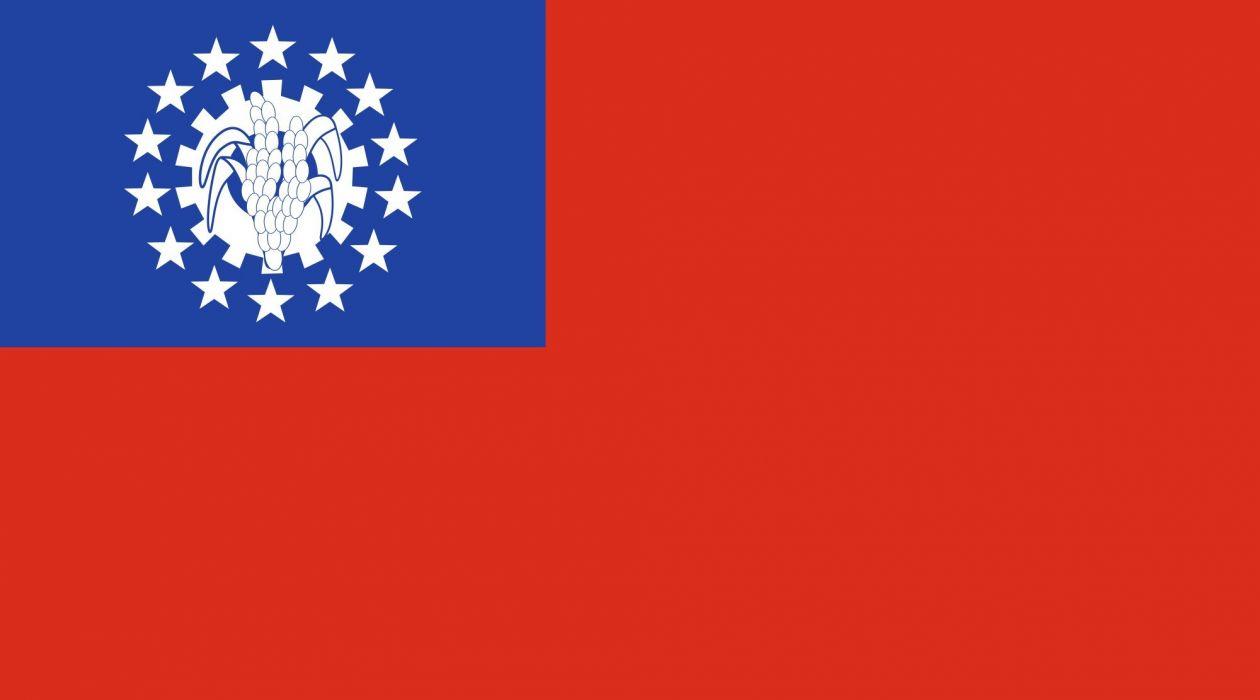 2000px-Flag of Myanmar_svg wallpaper
