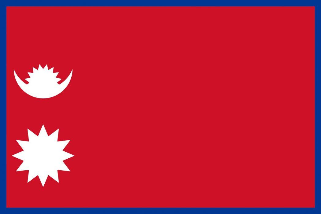 2000px-Flag of Nepal rectangular_svg wallpaper