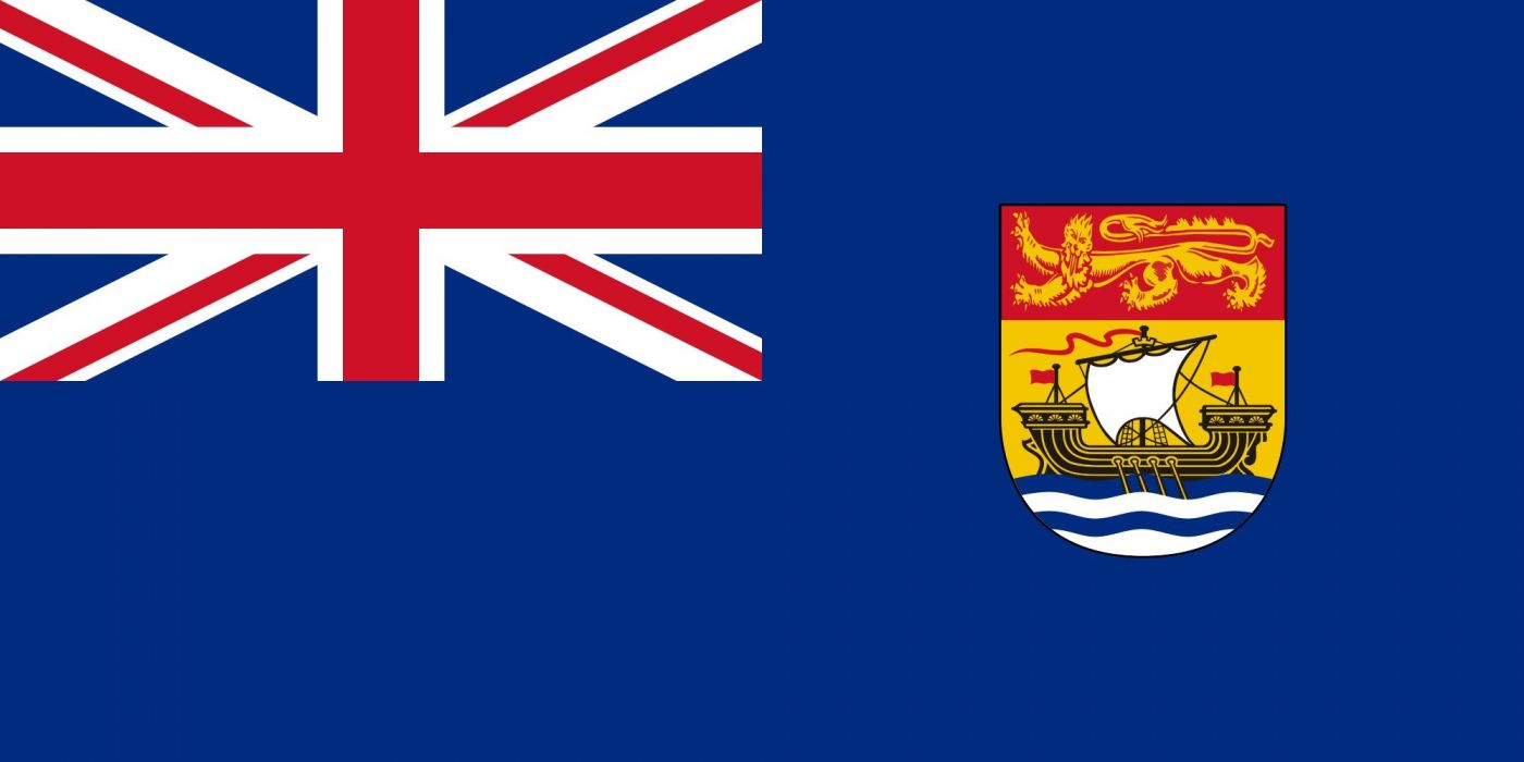 2000px-Flag of New Brunswick-1950-Blue_svg wallpaper
