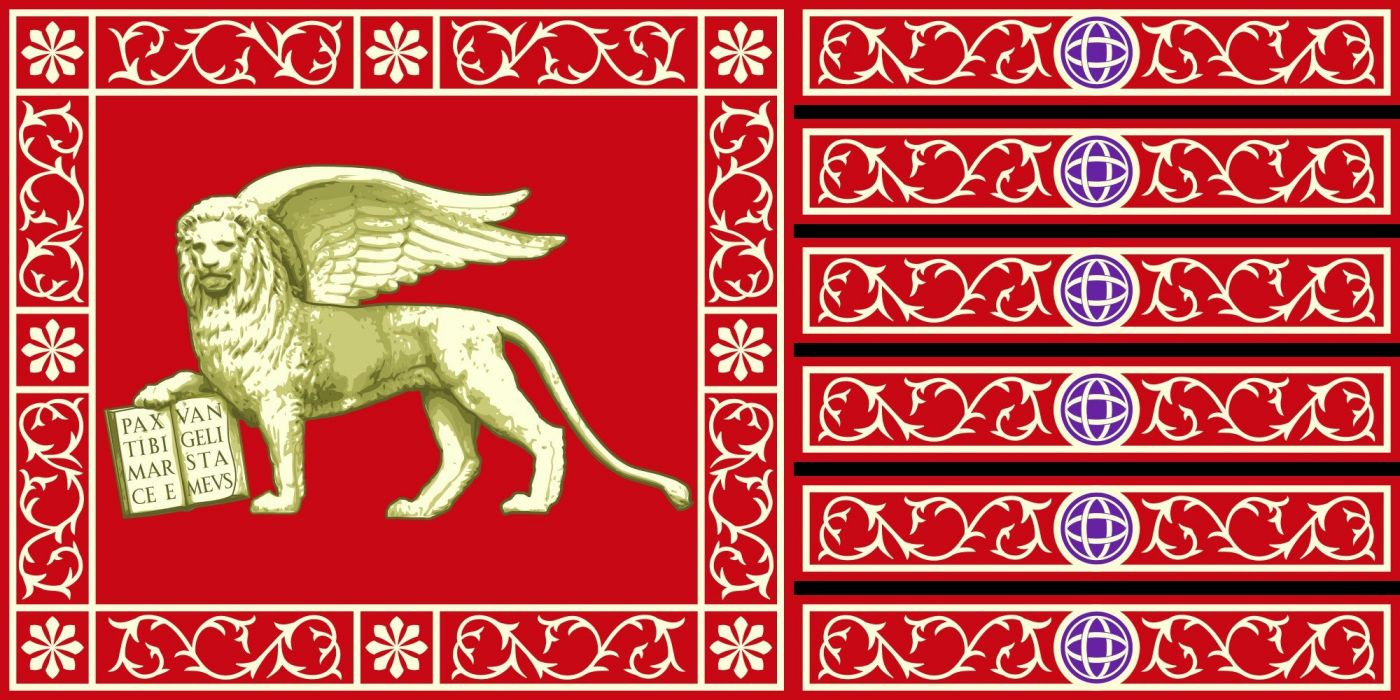 2000px-Flag of Most Serene Republic of Venice_svg wallpaper