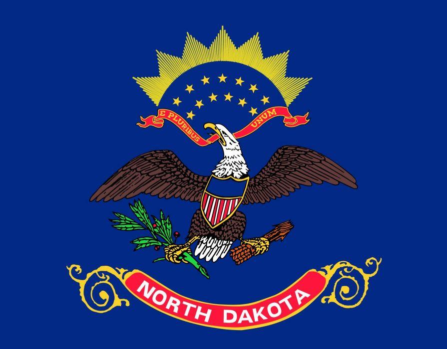 2000px-Flag of North Dakota_svg wallpaper