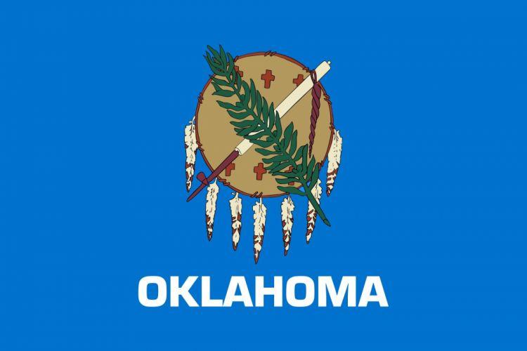 2000px-Flag of Oklahoma_svg wallpaper