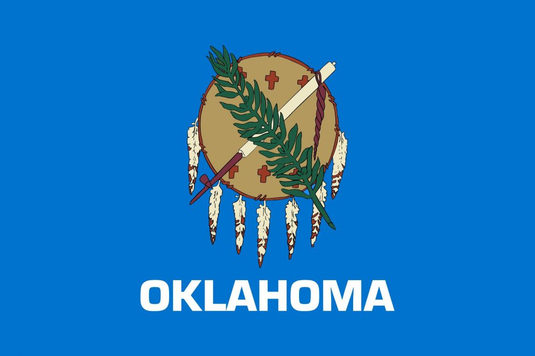 2000px-Flag of Oklahoma_svg wallpaper