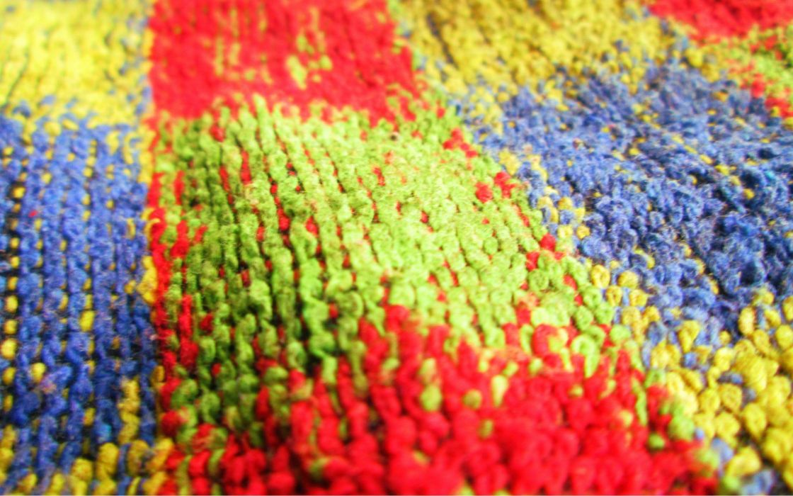 multicolor checkered macro fabrics fabric wallpaper