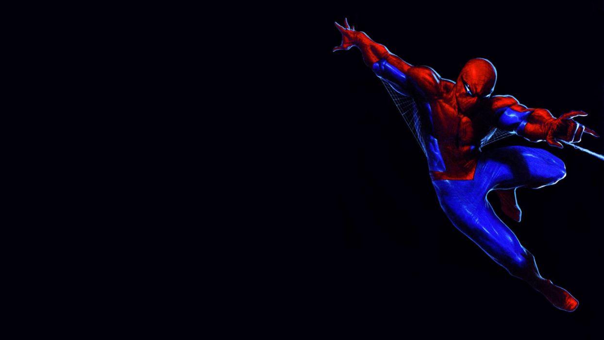 Spider-Man Marvel Comics wallpaper