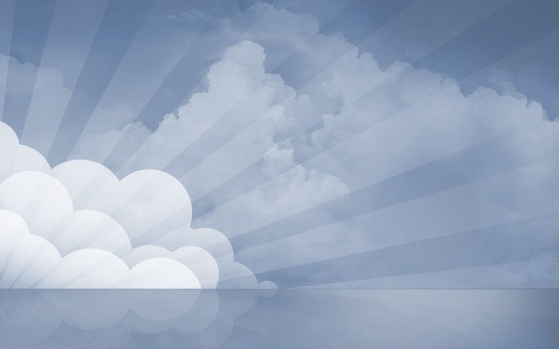 abstract skyscapes wallpaper