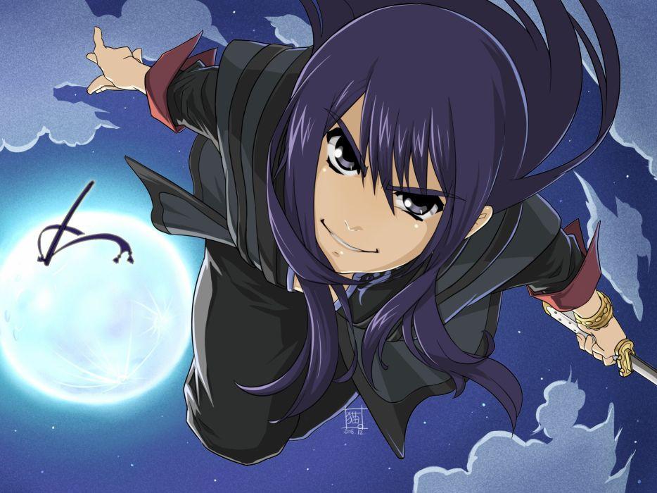 video games Moon Tales Of Vesperia Yuri Lowell skies wallpaper