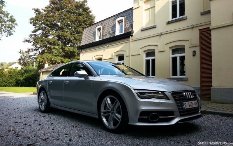 cars Audi Audi S7 wallpaper