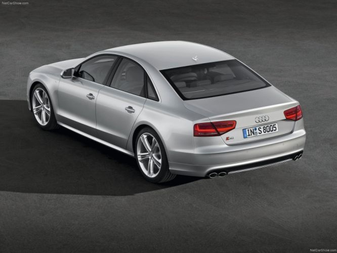 cars Audi Audi S8 wallpaper