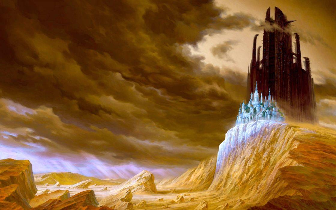fantasy fantasy art Mortal Engines wallpaper