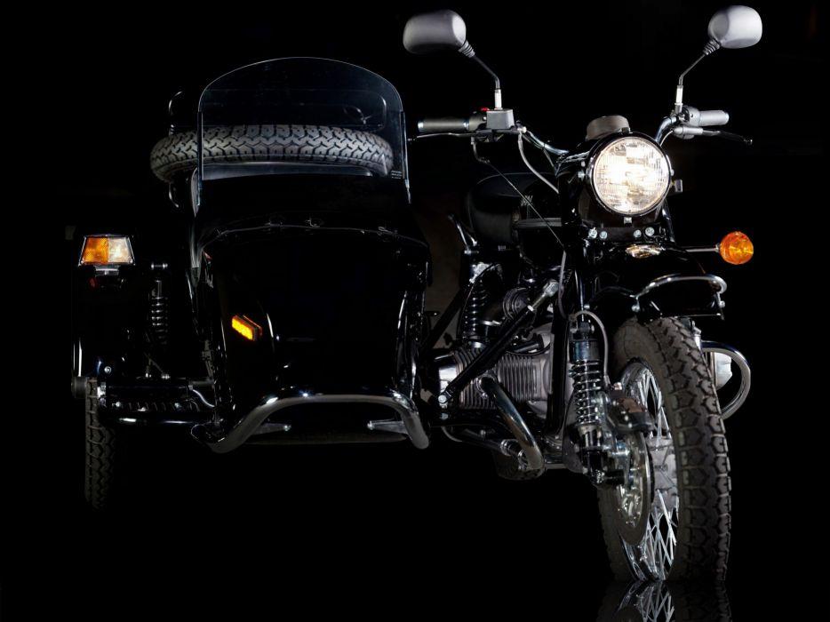 vehicles motorbikes Ural Russians wallpaper