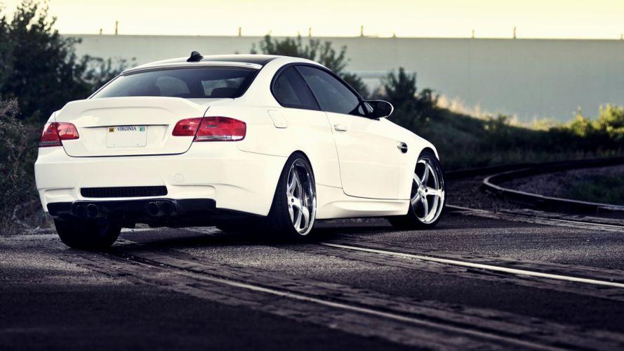 BMW cars vehicles BMW M3 BMW E92 BMW M3 E92 wallpaper