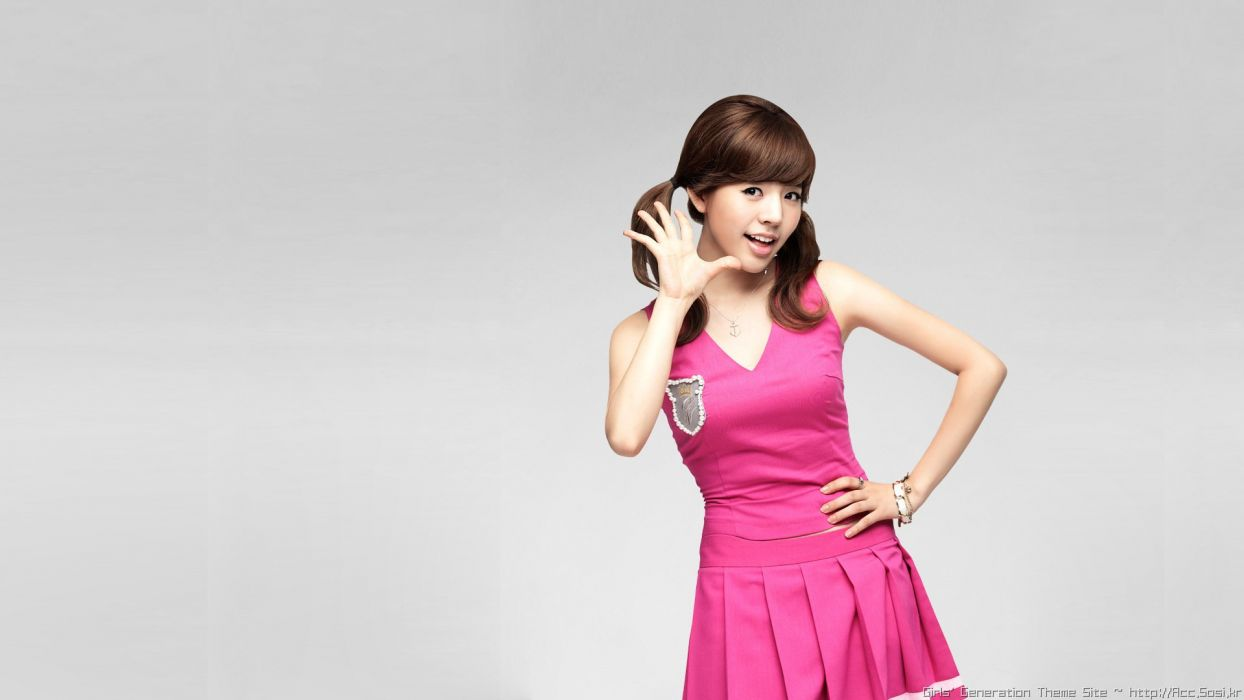 brunettes women Girls Generation SNSD celebrity Asians Korean K-Pop Lee Soon Kyu bangs wallpaper