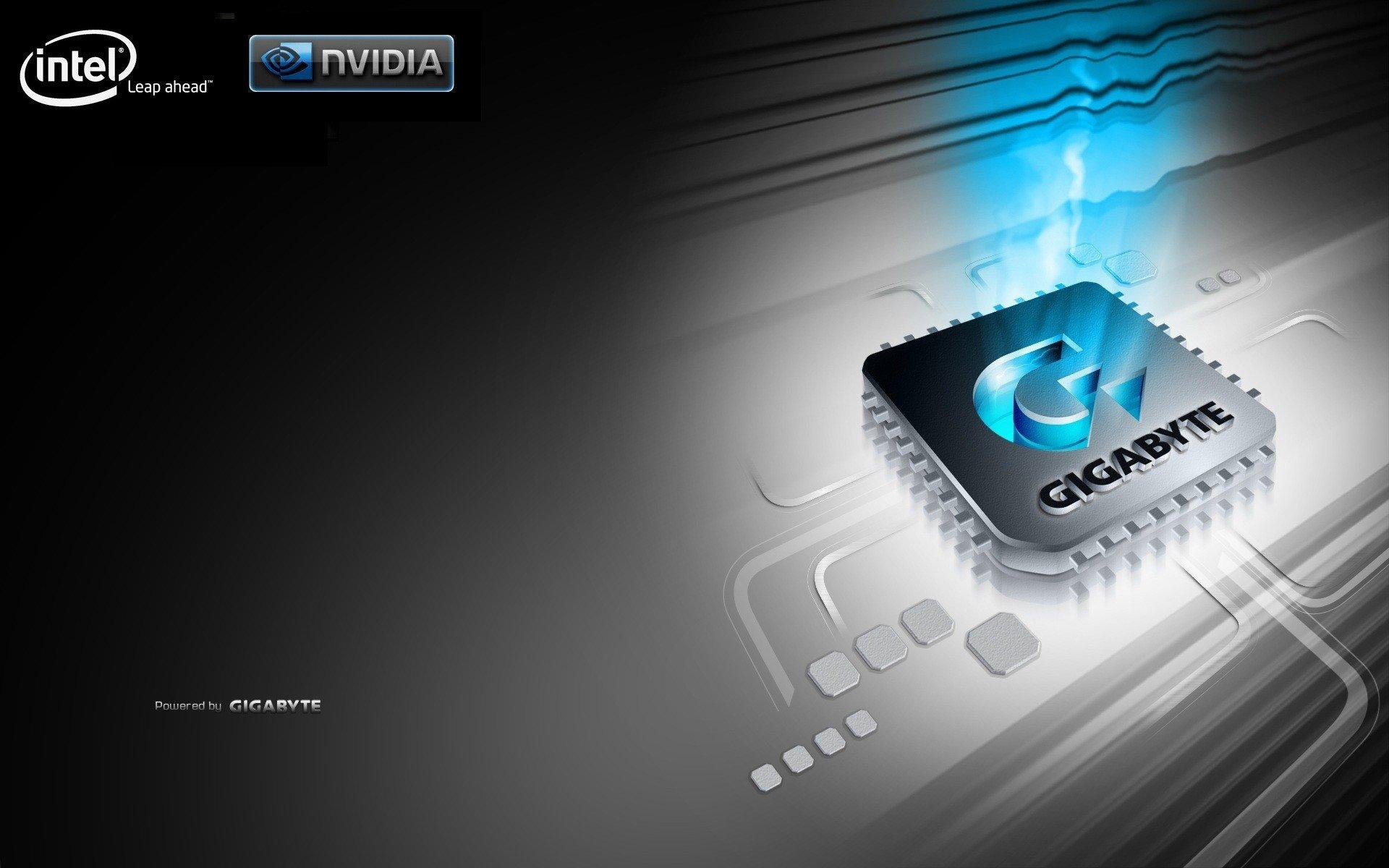 nvidia intel gigabyte wallpaper -#main