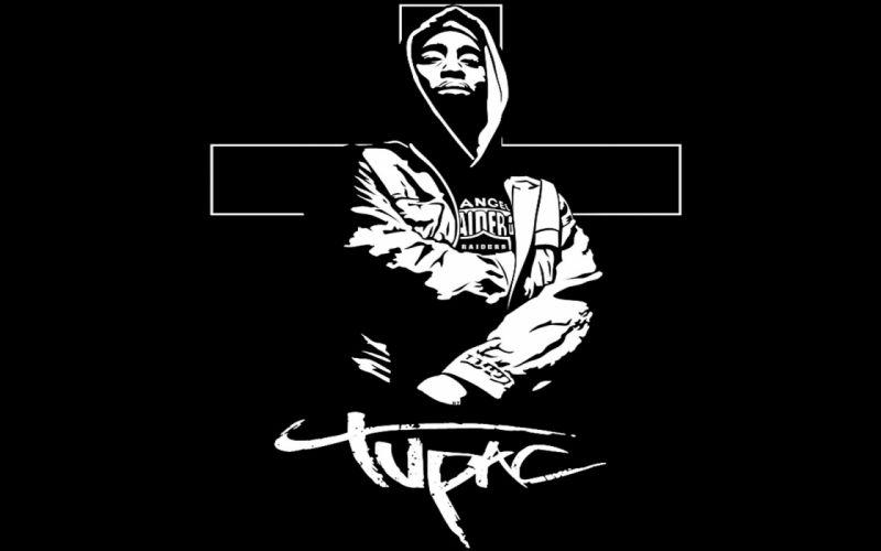 celebrity Hip Hop 2pac singers Tupac Shakur rapper artist wallpaper
