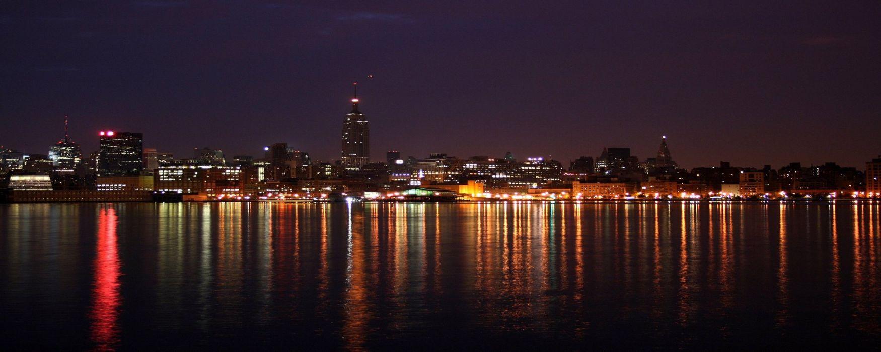 night cities wallpaper