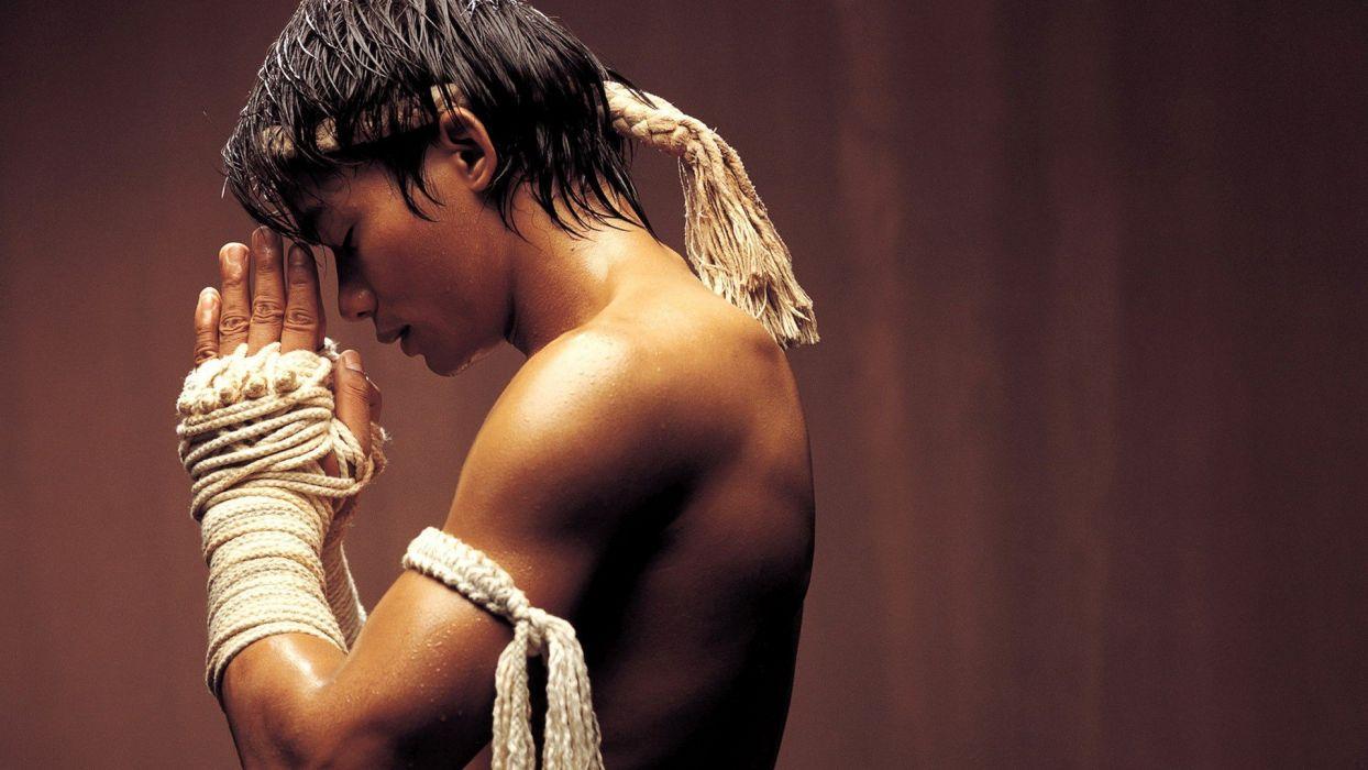 Movies Thailand Actors Tony Jaa Thai Muay Thai Ong Bak Fighters