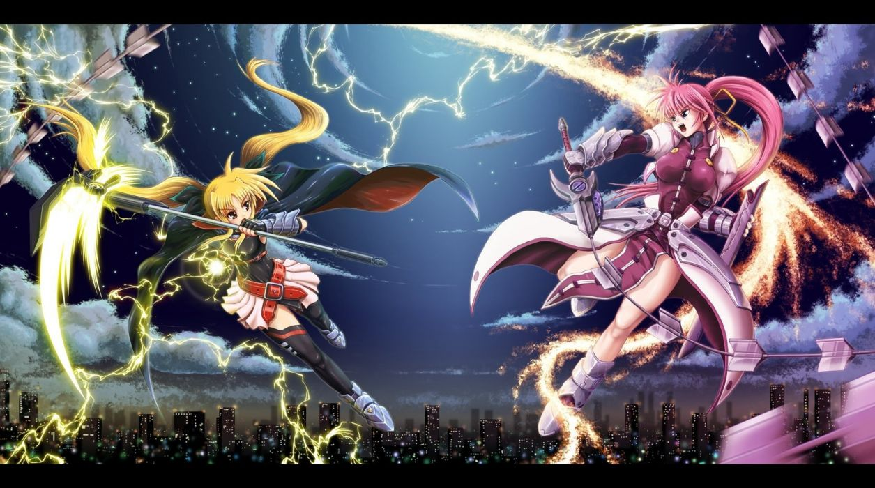 fight anime wallpaper