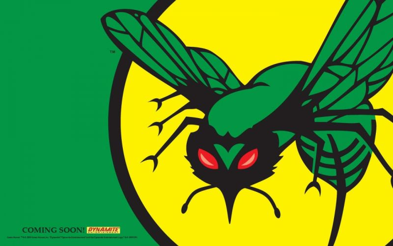 Green Hornet wallpaper
